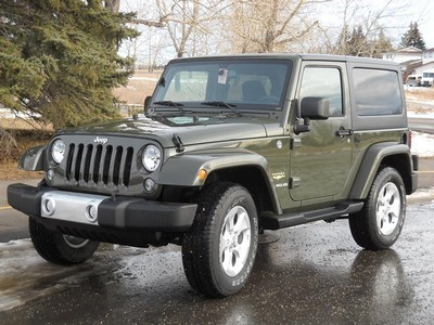 2008 Jeep Wrangler with License plate QGHVS3