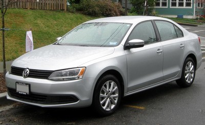 2007 Volkswagen Jetta with License plate K7WEQ3